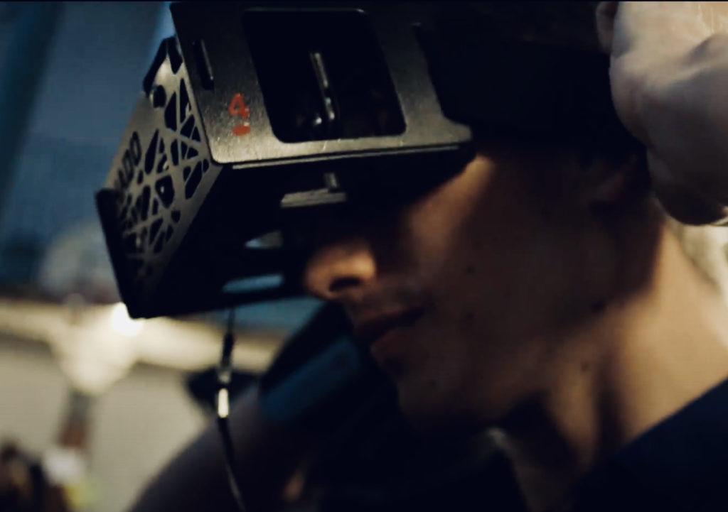 masque réalité augmentée